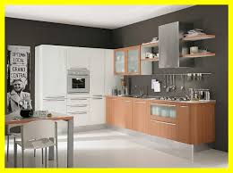 Appealing Modern White Kitchen Cabinet Doors Dark Brown Wooden