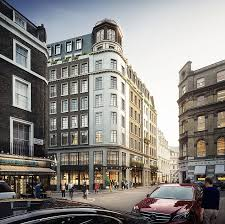 covent garden hotel london. The Boutique Hotel Would Be Located Near To Covent Garden Market, High-end Shops London
