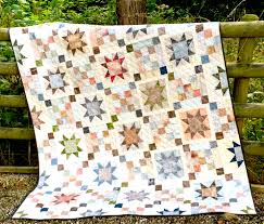 Free Quilt Patterns Unique FREE Quilt Pattern And Tutorial Centenary Stars Quilt Sewing 48 Free