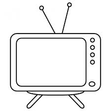 tv coloring pages. Unique Pages Television Coloring Page Funky Old Tv Table Colouring  Pages Book Cowboys To Tv Coloring Pages D