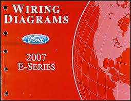2007 f 250 550 and econoline 6 0l diesel engine diagnosis manual 2007 ford econoline van club wagon wiring diagram manual original