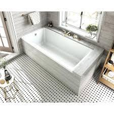 bathtub drop in equinox x drop in soaking bathtub drop in bathtub tile ideas bathtub drop