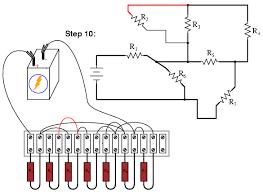 building series parallel resistor circuits series parallel building series parallel resistor circuits series parallel combination circuits electronics textbook