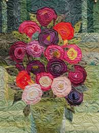 little bouquet quilt along quilted | Patchwork, Quilt art and ... & little bouquet quilt along quilted | Flickr - Photo Sharing! Adamdwight.com