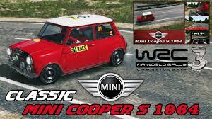 WRC 3 // Classic Mini Cooper S 1964 // Rally RACC Catalunya ...
