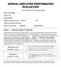 Performance Review Letter Template Inspirational Employee