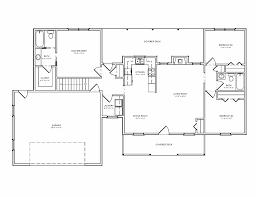 4 bedroom house floor plans with wrap around porch unique ranch style house with wrap around