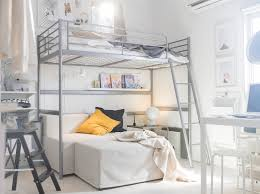 space saver bedroom furniture. Maximise Small Space With IKEA SVÄRTA Steel Loft Bunk Bed Frame And Ladder  Mount. There\u0027s Saver Bedroom Furniture