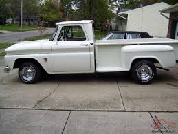 1964 CHEVY C-10 STEP SIDE LONG BED