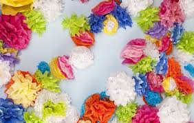 Homemade Paper Flower Decorations Build Your Own Blooms With This Diy Paper Flowers Resource