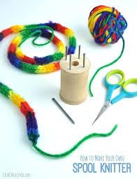 wooden spool crafts spools ideas