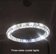 led chandelier lights. Aliexpress Buy Ring Lamp Led Chandelier Lighting Lustres Regarding Amazing Property Lights Designs