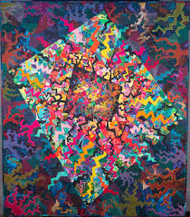 World-Class Quilt Artist Libby Lehman Is Auctioning Her Remaining ... & Lehman is considered by many to be the great machine embroidery innovator,  back when quilting was making its comeback in the early 90s. Adamdwight.com