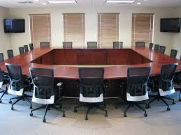 u shaped conference table aztec wells