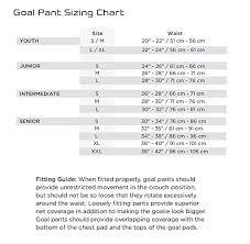 Bauer Goalie Pad Sizing Chart Amazon Com Bauer S17 Prodigy 3 0 Youth Ice Hockey Goalie