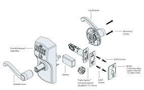 door handle parts names lock parts names door hardware part names door locks parts