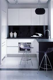 modern kitchen black and white. Formidable Small Black And White Kitchen Ideas Decorating Modern I