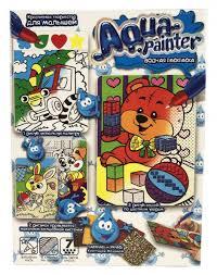Набор водная <b>раскраска Aqua</b> Painter, <b>Danko toys</b> - купить по ...