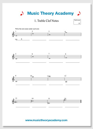 Suddenly you begin to see your piano music in a new light. Music Theory Worksheets Music Theory Academy