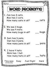 1000+ images about Math on Pinterest | Word problems, Fractions ...First Grade Math Unit 3 Addition to 10. Addition word problems ...