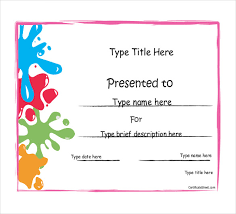 Award Templates Achievement Award Template 12 Word Pdf Documents Download Free