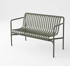 designer benches at einrichtendesign