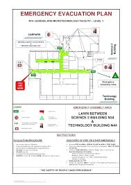 Evacuation Plan Sample Home Emergency Evacuation Plan Template Fire Escape Exit