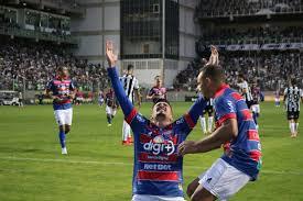 Resultado de imagem para Fortaleza arranca empate com Atlético/MG após gol contra bizarro e VAR polêmico