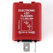 red 2 pin led flasher relay 30 watt max car builder solutions 3 Prong Led Flasher Schematic red 2 pin led flasher relay 30 watt Plug in LED Flasher Kit