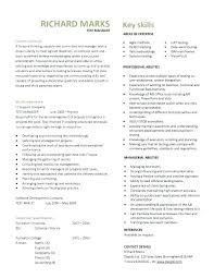 One Or Two Page Resume One Page Resume Examples Page Resume Examples ...