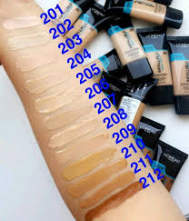 review swatches l oreal paris infallible face pro glow foundation kitty kat does makeup