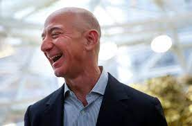 Amazon: Jeff Bezos sagt historisches ...