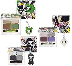 tokidoki makeup palette. tokidoki eyeshadow review makeup palette i