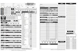 dnd 3 5 character sheet ygorp yugioh dungeons and dragons rpg by ygo rp on deviantart