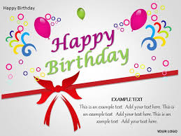 free happy birthday template happy birthday ppt templates free download birthday powerpoint
