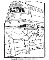 Small Picture I Like Trains Coloring Pages Coloring Coloring Pages