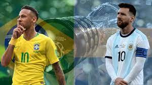 موعد مباراة البرازيل والأرجنتين في نهائي كوبا أمريكا 2021 والقنوات الناقلة  لها : صحافة الجديد منوعات
