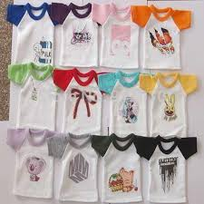 Free Match Color Print T Shirt For All Size Bjd Doll 1 12 1 8 1 6 1 4 1 3 Sd16 Sd17 Uncle Doll Clothes Customized Cw84