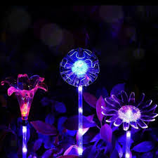 china solar garden stake lights outdoor