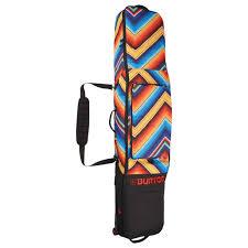 Burton Wheelie Gig Bag Fish Blanket Luggage