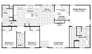 the pecan valley 56 khp356p5 floor plan