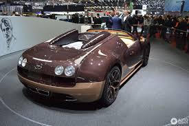 2014: Bugatti Veyron 16.4 Grand Sport Vitesse Rembrandt