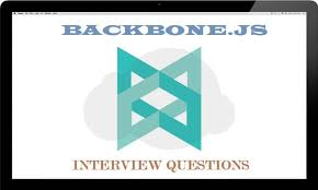 Top 20 Interview Questions Top 20 Backbone Js Interview Questions Web Development