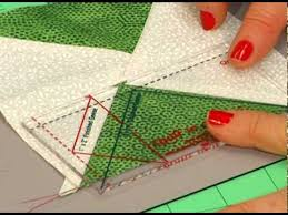 Eleanor Burns makes Quatrefoil block Learn how to make a quilt ... & Sew with Eleanor as she demonstrates her techniques to make quilt  construction fun, fast, and easy! Watch the best way to make Flying Geese  Patches, ... Adamdwight.com