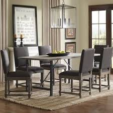 renate grey dining chairs set of 2 overstock