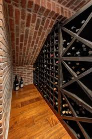 Wine Cellar Under The Stairs Ideas (25)