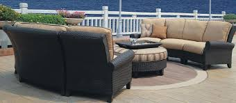 outdoor deep seating patio furniture