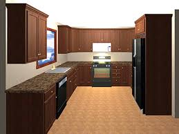 Small U Shaped Kitchen Remodel Bathroom Astounding Awesome Shaped Kitchen Remodel U Renovation