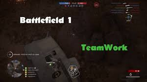 bf the best example of teamwork bf1 the best example of teamwork