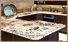 eased edge granite countertop